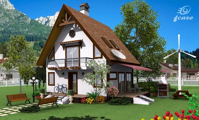 Detaliu Proiect De Casa Casa Cu Etaj Ce 002 Proiecte Case Proiecte De Case Proiecte Vile Proiecte De Casa Planuri Case Planuri De Case Planuri Casa House Project Residential Projects Interioare Amenajari